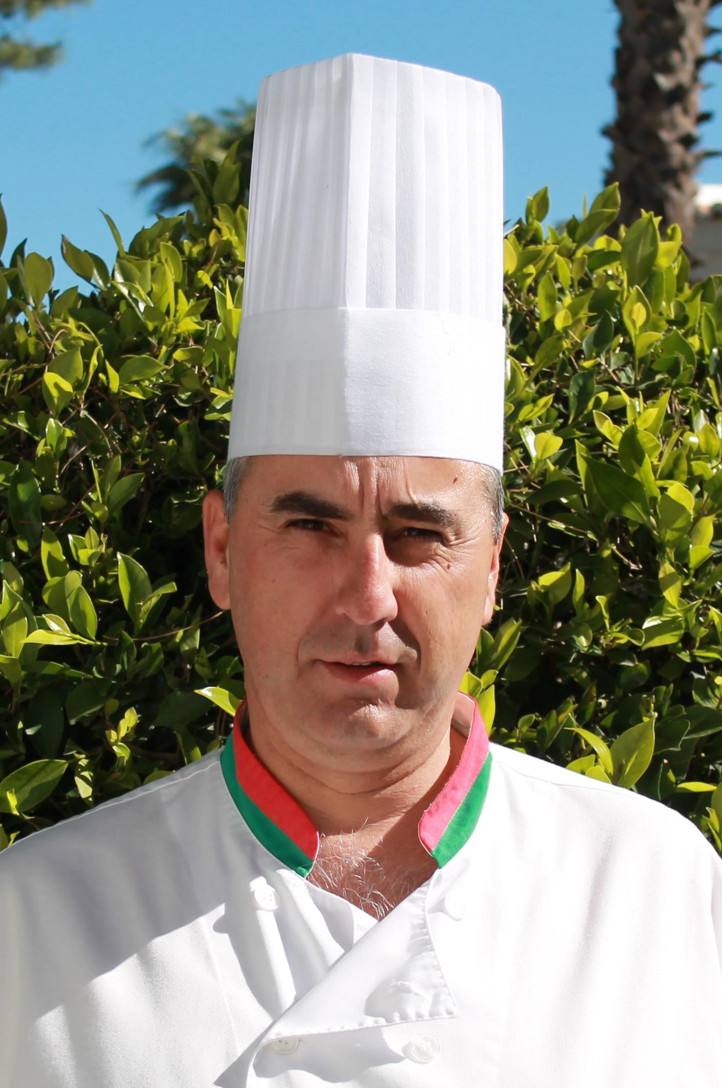 chef Luís Tavares